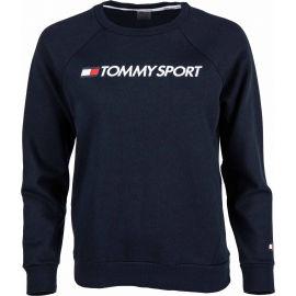 Tommy Hilfiger CREW SWEATER LOGO - Dámska mikina