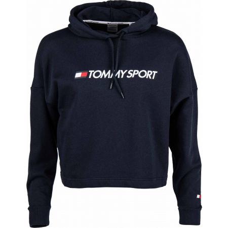 Tommy Hilfiger CROPPED HOODY LOGO - Damen Sweatshirt