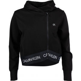 Calvin Klein FULL ZIP HOODIE - Dámska mikina
