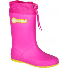 Coqui RAINY COLLAR - Children's wellies