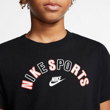 Chlapecké tričko - Nike NSW TEE GET OUTSIDE 2 B - 3
