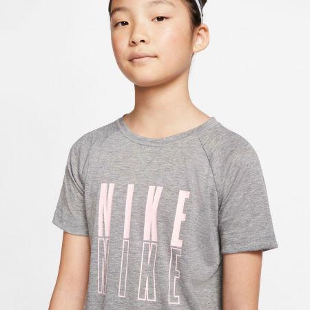 Dievčenské tričko - Nike SS TROPHY GFX TOP G - 5
