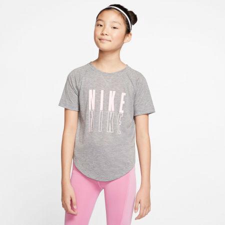 Dievčenské tričko - Nike SS TROPHY GFX TOP G - 3