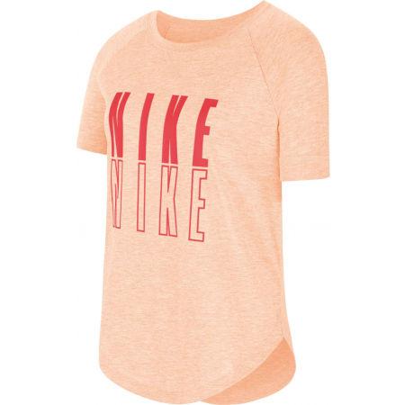 Nike SS TROPHY GFX TOP G - Koszulka dziewczęca