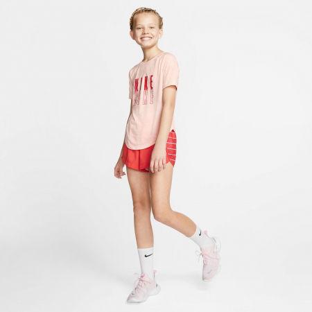 Dívčí tričko - Nike SS TROPHY GFX TOP G - 6