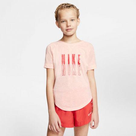 Dívčí tričko - Nike SS TROPHY GFX TOP G - 3