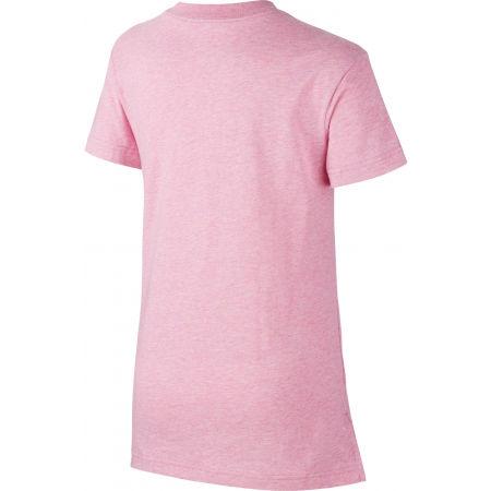 Dívčí tričko - Nike NSW TEE DPTL SCRIPT FUTURA G - 2