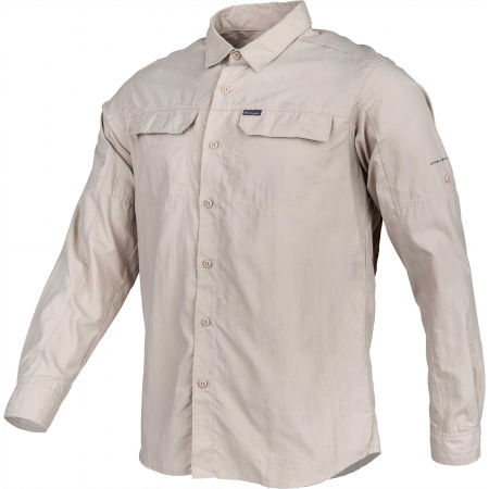 Pánska košeľa - Columbia SILVER RIDGE 2.0 LONG SLEEVE SHIRT - 2