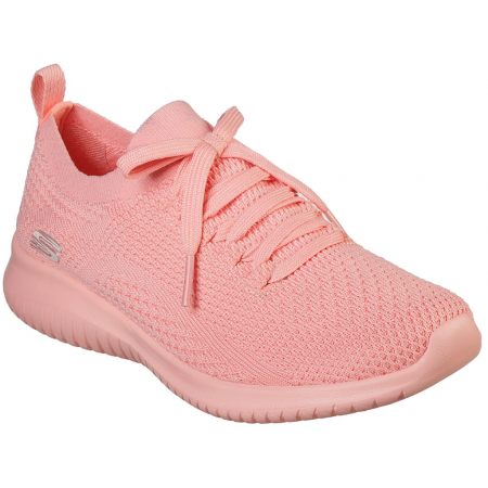 Skechers ULTRA FLEX PASTEL PARTY - Sneakersy damskie