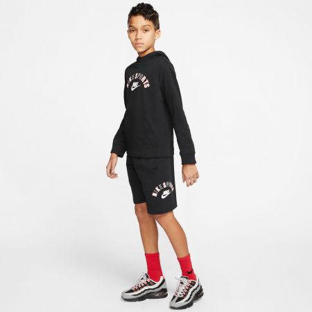 Chlapčenské kraťasy - Nike NSW RTL GOOD JSY SHORT B - 8