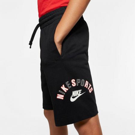 Chlapčenské kraťasy - Nike NSW RTL GOOD JSY SHORT B - 5