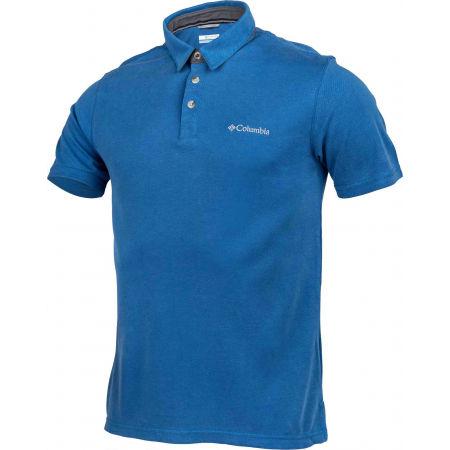 Pánske tričko - Columbia NELSON POINT POLO - 2