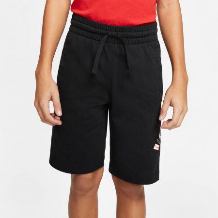 Chlapčenské kraťasy - Nike NSW RTL GOOD JSY SHORT B - 4