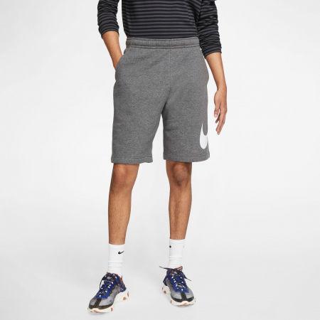 Pánske šortky - Nike SPORTSWEAR CLUB - 6