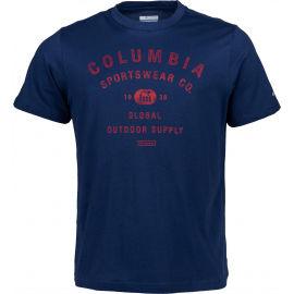 Columbia M PATH LAKE GRAPHIC TEE - Pánské triko