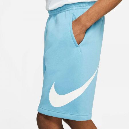 Pánske šortky - Nike SPORTSWEAR CLUB - 5