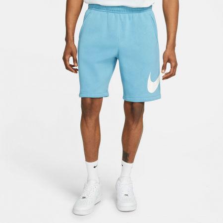 Pánske šortky - Nike SPORTSWEAR CLUB - 9