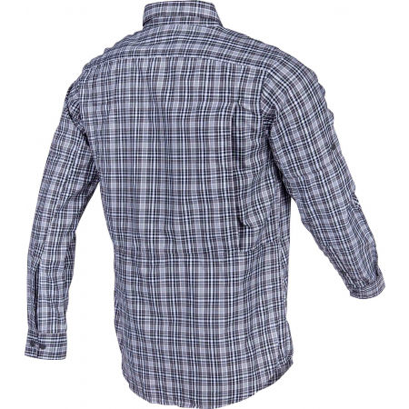 Men's long sleeve shirt - Columbia SILVER RIDGE™ 2.0 PLAID L/S SHIRT - 3