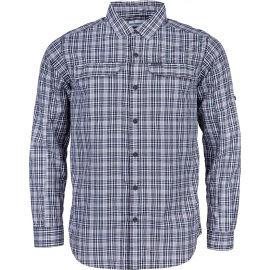 Columbia SILVER RIDGE™ 2.0 PLAID L/S SHIRT - Мъжка риза с дълъг ръкав