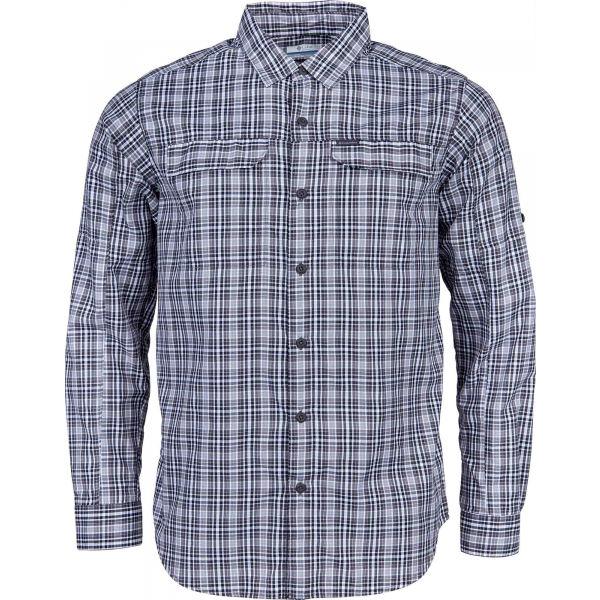 Columbia SILVER RIDGE™ 2.0 PLAID L/S SHIRT - Pánska košeľa s dlhým rukávom