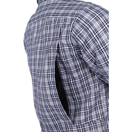 Men's long sleeve shirt - Columbia SILVER RIDGE™ 2.0 PLAID L/S SHIRT - 4