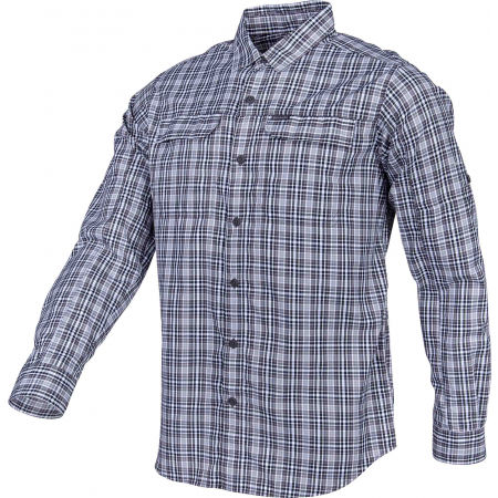 Men's long sleeve shirt - Columbia SILVER RIDGE™ 2.0 PLAID L/S SHIRT - 2