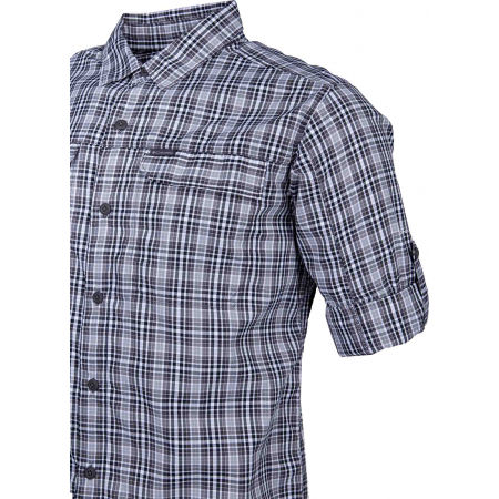 Men's long sleeve shirt - Columbia SILVER RIDGE™ 2.0 PLAID L/S SHIRT - 5