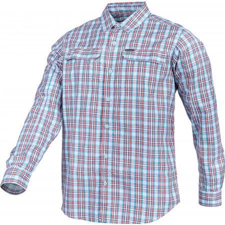 Pánska košeľa s dlhým rukávom - Columbia SILVER RIDGE™ 2.0 PLAID L/S SHIRT - 2
