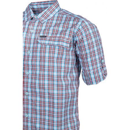 Pánska košeľa s dlhým rukávom - Columbia SILVER RIDGE™ 2.0 PLAID L/S SHIRT - 5