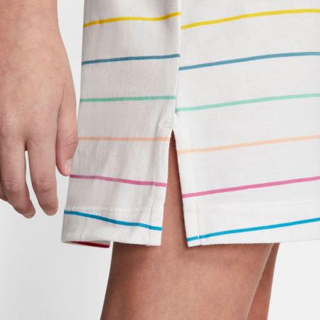 Dievčenské šaty - Nike NSW DRESS POLO FB G - 6