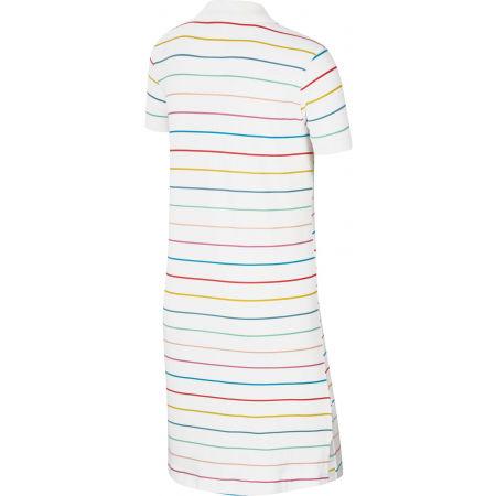 Dievčenské šaty - Nike NSW DRESS POLO FB G - 2