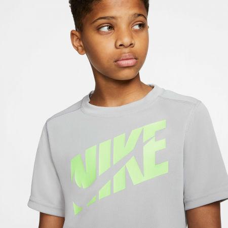 Chlapčenské športové tričko - Nike HBR + PERF TOP SS B - 5