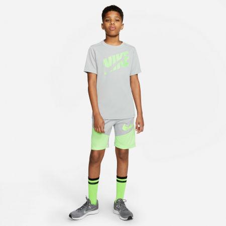 Chlapčenské športové tričko - Nike HBR + PERF TOP SS B - 6