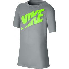 Nike HBR + PERF TOP SS B - Chlapčenské športové tričko