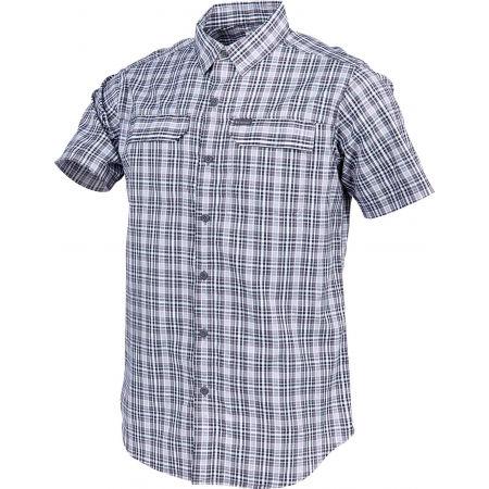 Pánska košeľa s krátkym rukávom - Columbia SILVER RIDGE 2.0 MULTI PLAID SS SHIRT - 2