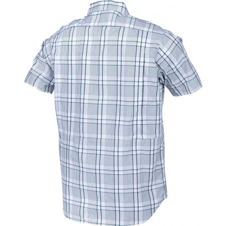 Men's long sleeve shirt - Columbia SILVER RIDGE 2.0 MULTI PLAID SS SHIRT - 3
