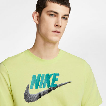 Pánske tričko - Nike NSW TEE BRAND MARK M - 5