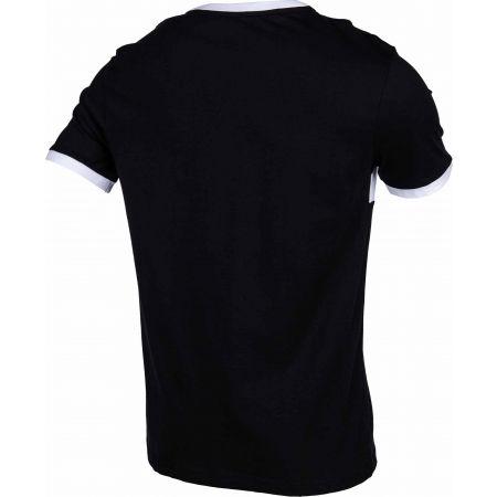 Pánske tričko - Tommy Hilfiger CN SS TEE LOGO FLAG - 3