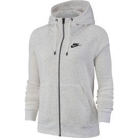 Nike NSW ESSNTL HOODIE FZ FLC W - Dámská mikina