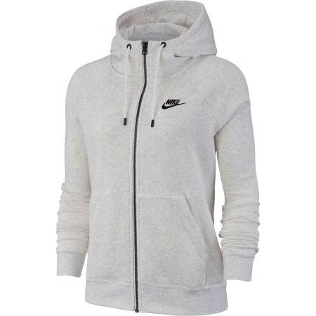 Dámska mikina - Nike NSW ESSNTL HOODIE FZ FLC W - 1
