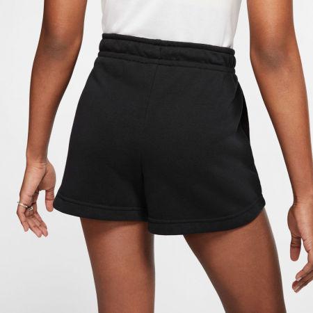 Women's sport shorts - Nike NSW ESSNTL SHORT FT W - 6