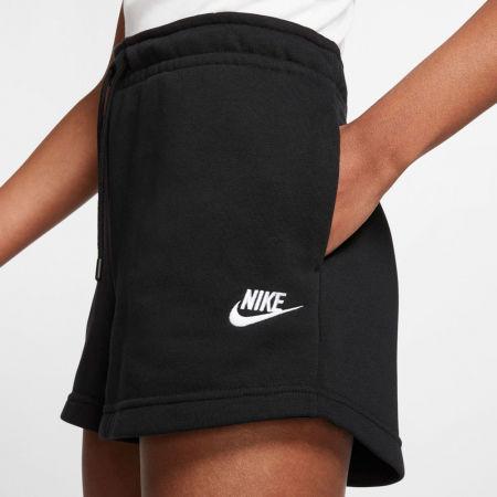 Women's sport shorts - Nike NSW ESSNTL SHORT FT W - 5