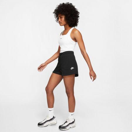 Women's sport shorts - Nike NSW ESSNTL SHORT FT W - 9