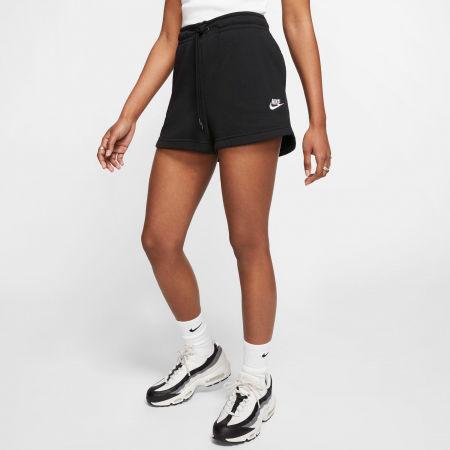 Women's sport shorts - Nike NSW ESSNTL SHORT FT W - 8