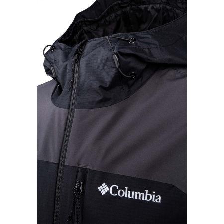 Pánska bunda - Columbia ELK GLEN JACKET - 4