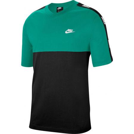 Pánske tričko - Nike NSW CE TOP SS HYBRID M - 1