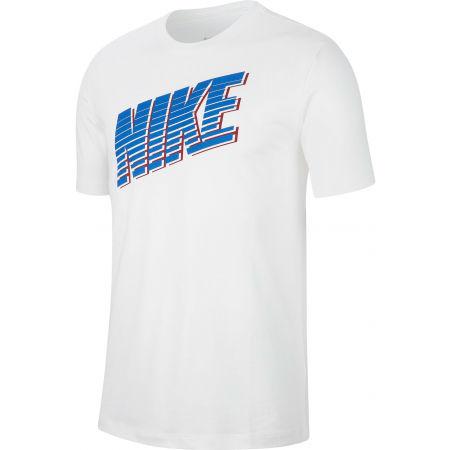 Pánske tričko - Nike NSW TEE NIKE BLOCK M - 1