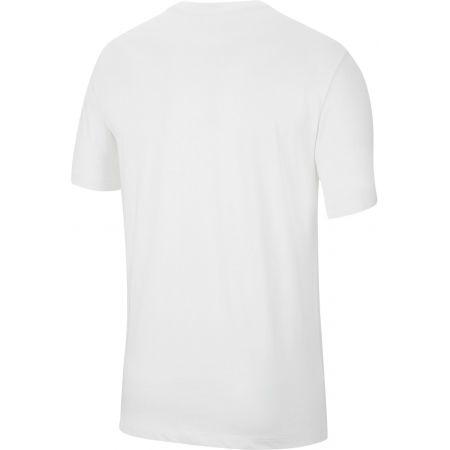 Pánske tričko - Nike NSW TEE NIKE BLOCK M - 2