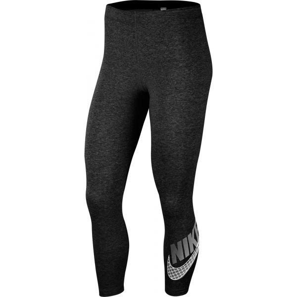 Nike NSW LGGNG CLUB CROP FUTURA W  L - Dámske legíny