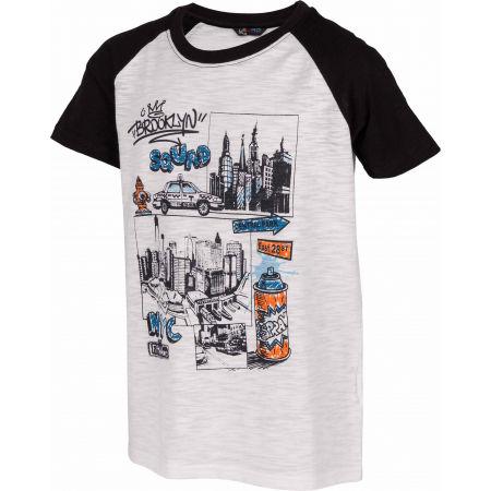 Chlapčenské tričko - Lewro ROY - 2